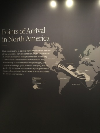 Museum - points of arrival